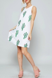 Promesa USA Cactus Mini Dress - Product Mini Image