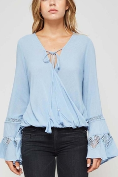Promesa USA Cross Over Blouse - Alternate List Image