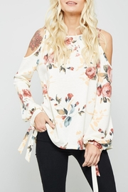 Promesa USA Floral Cold Shoulder - Product Mini Image