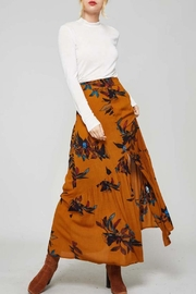 Promesa USA Floral Maxi Skirt - Product Mini Image