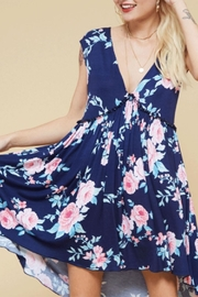 Promesa USA Flowy Floral Dress - Product Mini Image