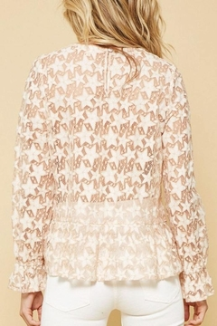 Promesa USA Lace Blouse - Alternate List Image