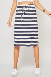 Promesa USA Nautical Stripe Skirt - Product Mini Image