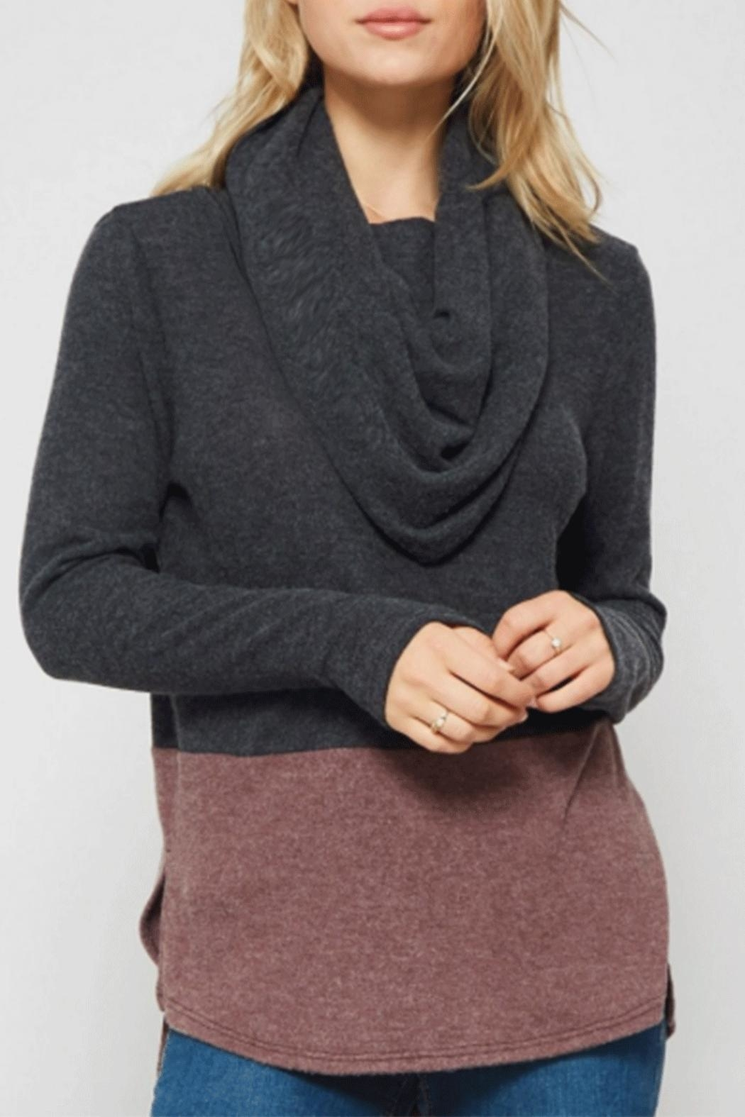 Promesa USA Off-The Shoulder Top - Front Full Image