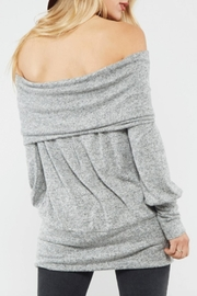 Promesa USA Off-The Shoulder Top - Front full body