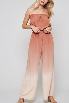 Promesa USA Ombre Strapless Jumpsuit - Product List Image