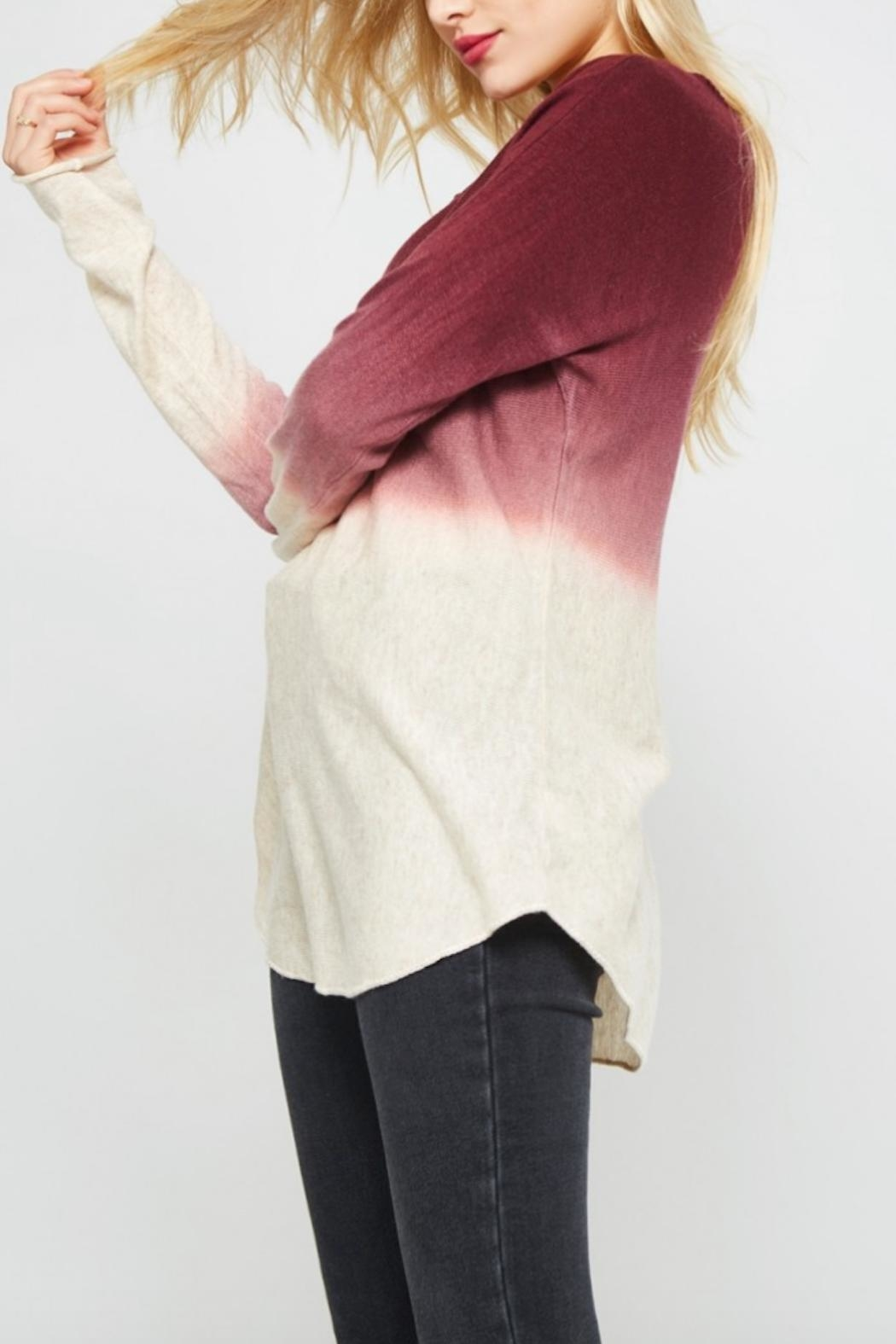 Promesa USA Ombre Sweater - Front Full Image