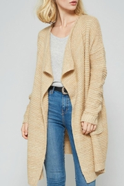 Promesa USA Open Front Cardigan - Front full body
