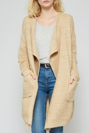 Promesa USA Open Front Cardigan - Side cropped