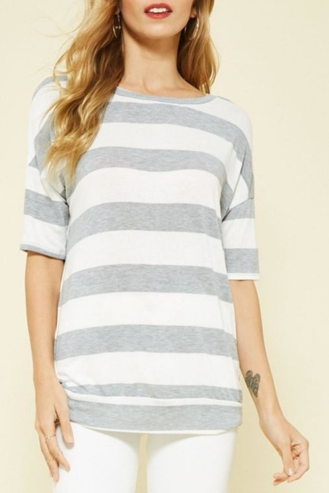 Promesa Usa Open Knit Top From Chicago By Chic Boutique Shoptiques