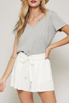 Shoptiques Product: Pleated Pocket Short