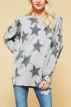 Shoptiques Product: Star Print Top