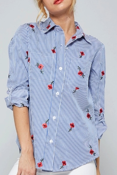 Promesa USA Summer Button Down - Product List Image
