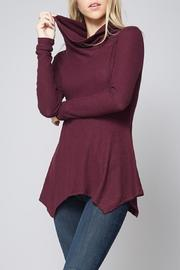 Promesa USA Turtleneck Top - Product Mini Image