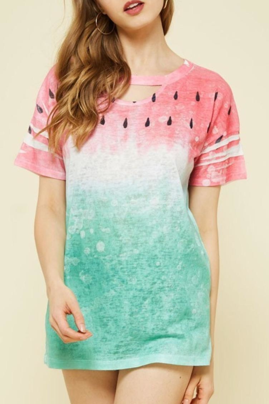 Promesa USA Watermelon tee from New York by Blue Bag Boutique ...