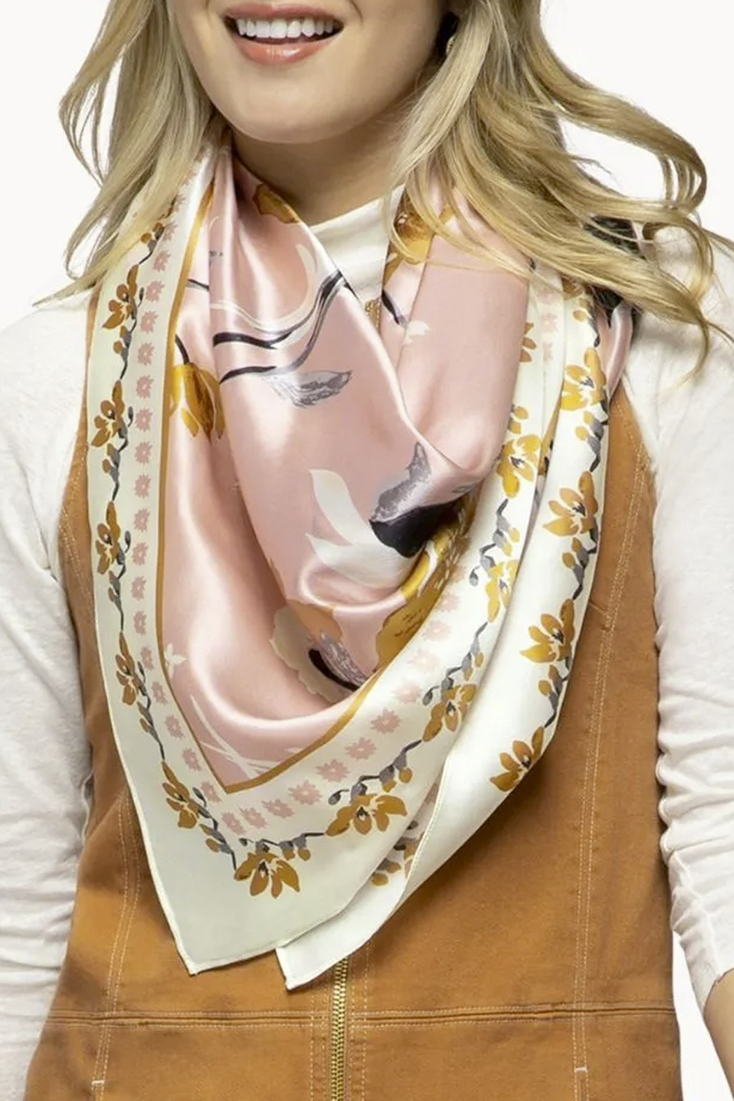 Spartina 449 Proprietor's Teapot Scarf - Front Full Image