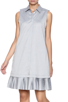 Shoptiques Product: Pleat Shirt Dress