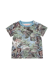 Paper Wings Protect Organic T Shirt - Front cropped