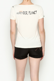 PROTOXTYPE Protect Our Planet Shirt - Back cropped