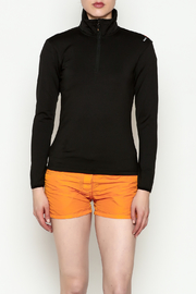 PROTOXTYPE Zippered Long Sleeve Top - Front full body