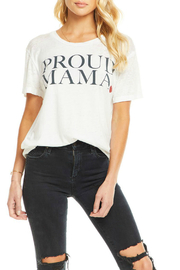 Chaser Proud Mama Crew Neck Tee - Product Mini Image