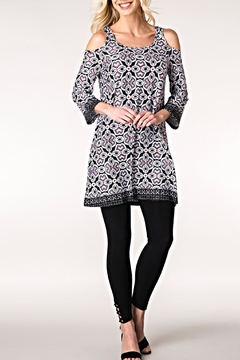 Colletta Provincial Pattern Top - Product List Image