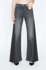 PRPS Two-Toned Flared Jean - Product Mini Image