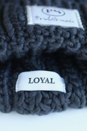Pretty Simple PS Word Beanie- Loyal - Product Mini Image