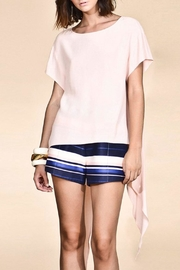PS The Label Magnetised Tunic Top - Front cropped