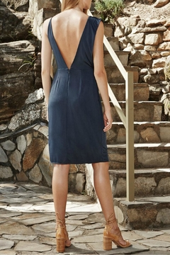 PS The Label Midnight Blue Sweepstaker Dress - Alternate List Image