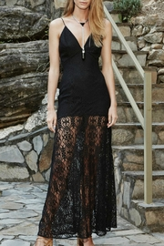 PS The Label Sleeveless Lace Maxi Dress - Product Mini Image