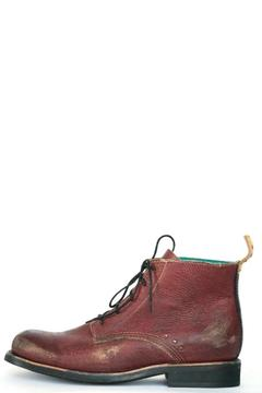 Shoptiques Product: Desert Boot Red