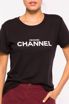 Suburban riot Psychic Channel Tee - Product List Image