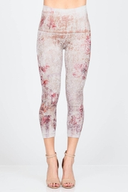 M. Rena  Ptinted Leggings, Cropped - Product Mini Image