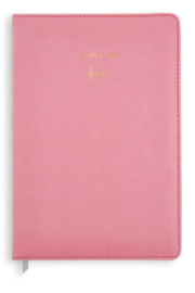 Katie Loxton Pu Notebook - Front cropped