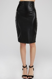 K too Pu Pencil Skirt - Product Mini Image