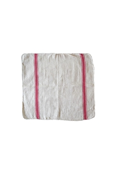 Shoptiques Product: Red-Striped Dish Towel