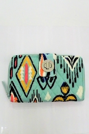 Vera Bradley Pueblo Turnlock Wallet - Product Mini Image