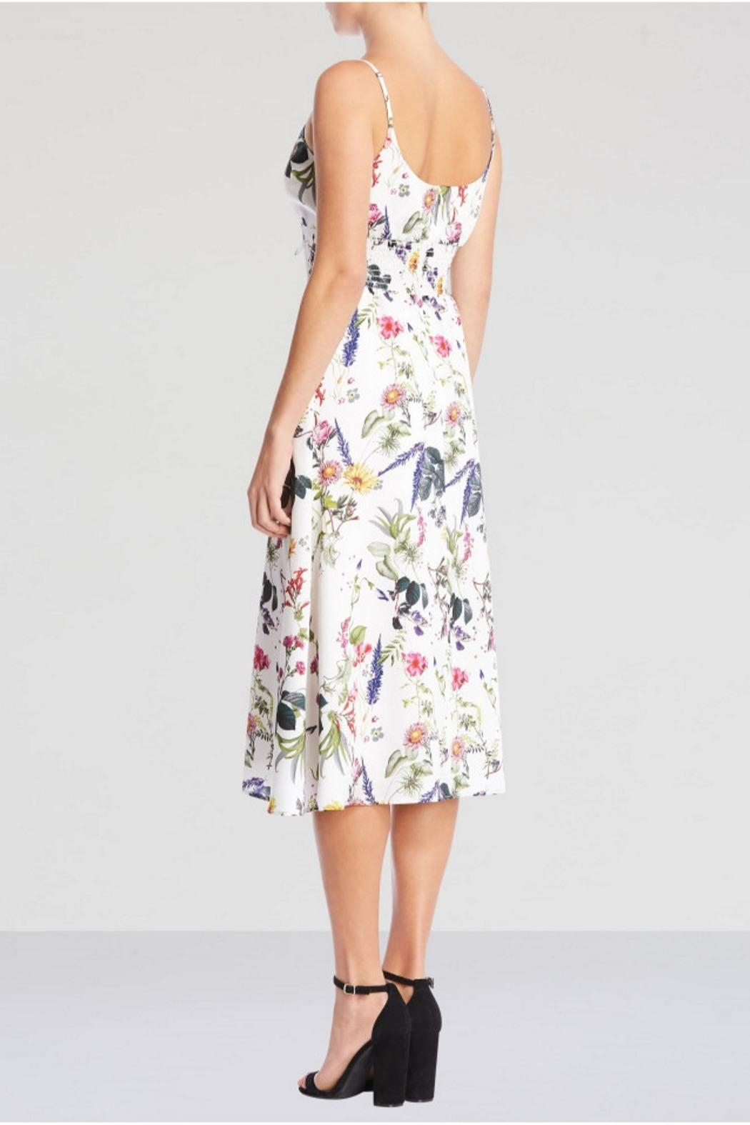 Bailey 44 Puff Pastry Dress - Side Cropped Image