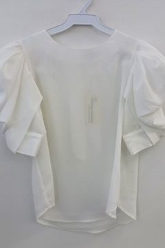 The Clothing Co Puff Sleeve Blouse - Alternate List Image