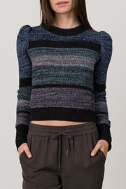 Margaret O'Leary Puff Sleeve Pullover - Product Mini Image
