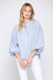 Fate Puff Sleeve Shirt - Product Mini Image