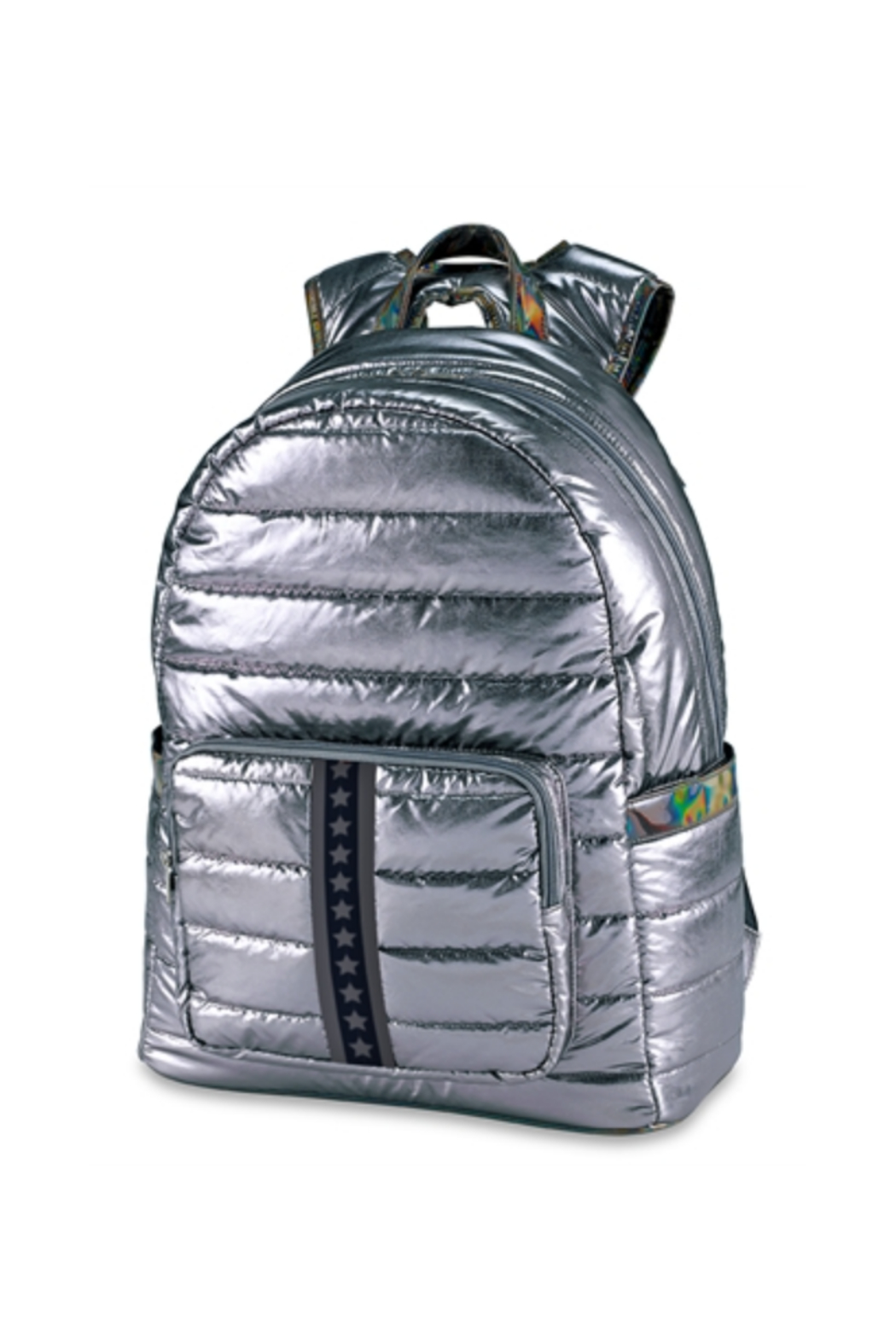 Top Trenz Puffer Backpack - Main Image