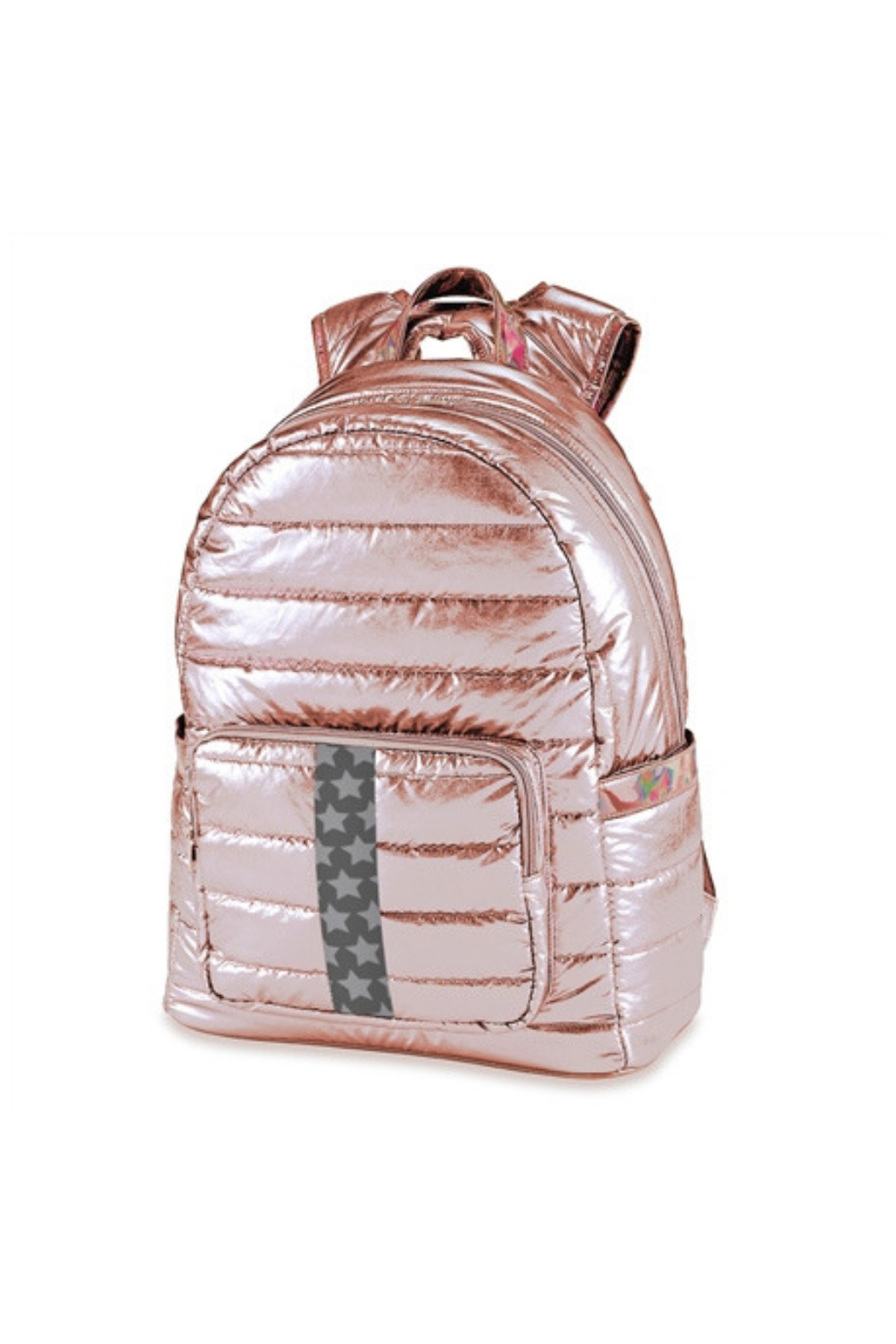 Top Trenz Puffer Backpack - Front Cropped Image