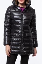 Tyler Boe Puffer Coat - Product Mini Image