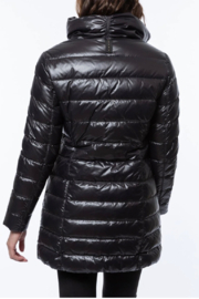 Tyler Boe Puffer Coat - Front full body