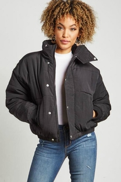 R+D Hipster Emporium  Puffer Down Jacket - Product List Image