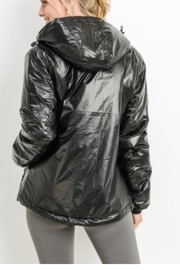 Mono B Puffer Jacket - Front full body