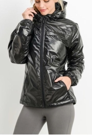 Mono B Puffer Jacket - Product Mini Image