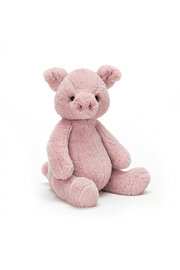 Jellycat Puffles Piglet - Front cropped